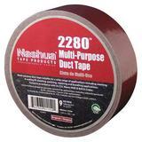 NASHUA 2280 Duct Tape,48mm x 55m,9 mil,Burgundy