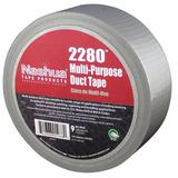 NASHUA 2280 Duct Tape,48mm x 55m,9 mil,Silver