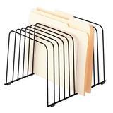 FELLOWES 72112 File Holder,Black,Letter/Legal,11 Comp
