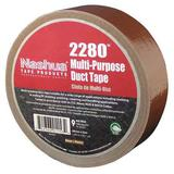 NASHUA 2280 Duct Tape,48mm x 55m,9 mil,Brown