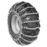 PEERLESS 1064356 Tire Chain,ATV V-BAR,2 Link,PR