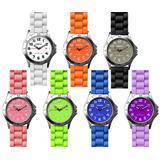 Dakota Watch Company - Color Silicone Watch - - Lime