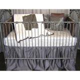 Blueberrie Kids Chandler 4 Piece Crib Bedding Set Cotton Blend, Size 52.0 W in | Wayfair 37CHD-4P