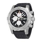 Breitling Men's BTA1337111-BC29BKPT3 Super Avenger II Analog Display Swiss Automatic Black Watch