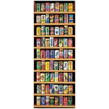Soft Drink Cans 2,000-pc. Jigsaw Puzzle, Multicolor