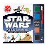 Star Wars Thumb Doodles Book by Klutz, Multicolor
