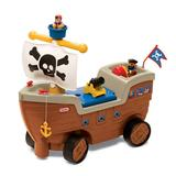 Little Tikes Play 'n Scoot Pirate Ship, Multicolor
