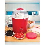 Euro Cuisine 2-qt. Yogurt & Greek Yogurt Maker w/ Glass Jar in Red, Size 10.5 H x 7.5 W x 7.5 D in   Wayfair YM460