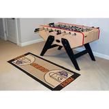 FANMATS Phoenix Suns NBA Court Runner Non-Slip Indoor Only Door Mat in Brown, Size 29.5 W x 54.0 D in | Wayfair 9378