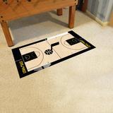 FANMATS Utah Jazz NBA Court Runner Non-Slip Indoor Only Door Mat in Brown, Size 29.5 W x 54.0 D in | Wayfair 9426