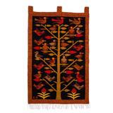 Wool tapestry, 'Wildlife'