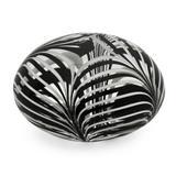 Blown glass paperweight, 'Phoenicia'
