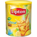 Lipton Tea Half & Half Iced Team Lemonade Mix (Case of 6)