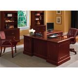 HON 94000 Series 3 Shelf Standard Bookcase in Brown, Size 37.75 H x 38.38 W x 17.38 D in | Wayfair HON94222NN