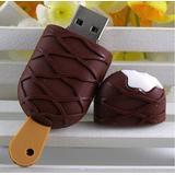 D-CLICK TM 4GB/8GB/16GB/32GB/64GB/Cool USB High Speed Flash Memory Stick Pen Drive Disk (32GB, Ice Cream)