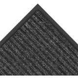 NOTRAX 109S0310CH Carpeted Runner,Charcoal,3ft. x 10ft.