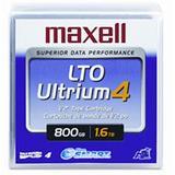 Maxell 183906 5-Pack LTO Ultrium 4 Tape Cartridge LTO-4 800GB (Native) / 1.6TB 120 Transfer Rate