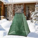 Gazebo Penguin Green Shrub Cover, Size 24.0 H x 22.0 W x 22.0 D in | Wayfair 12-019