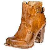 bed stu Women's Isla Boot (10, Tan Rustic White Bfs)