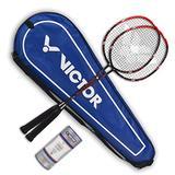 Victor Ultramate 6 099/0/1 Badminton Set Matte Beige