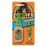 GORILLA GLUE 7600101 Super Glue,Heavy-Duty,Clear,0.53 oz.