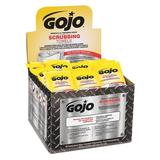 """GOJO 6380-04 Polypropylene Hand Cleaning Towels 10-1/2"""" x 12-1/4"""", Citrus, Gray"""