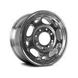 2001-2010 Chevrolet Silverado 2500 HD Wheel - Action Crash ALY05079U80