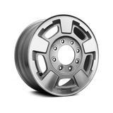 2011-2019 Chevrolet Silverado 2500 HD Wheel - Action Crash ALY05500U10