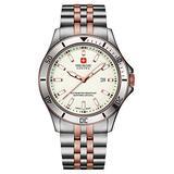Swiss Military Hanowa Men's 06-5161-2-12-001 Silver Stainless-Steel Swiss Quartz Watch