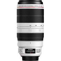 Canon L-Series EF 100-400mm Super Telephoto Lens for Canon Cameras with an EF Mount - Black