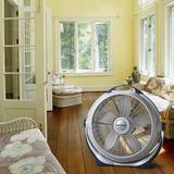 """Lasko Wind Machine 20"""" Floor Fan in White, Size 23.4 H x 7.2 W x 25.4 D in   Wayfair 3300"""