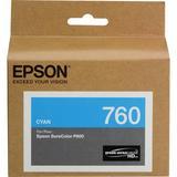 Epson T760 Cyan Ultrachrome HD Ink Cartridge T760220