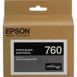 Epson T760 Photo Black Ultrachrome HD Ink Cartridge T760120