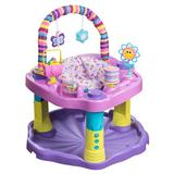 Evenflo ExerSaucer Bounce & Learn Sweet Tea Party, Multicolor