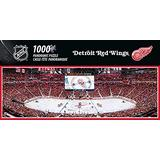 MasterPieces NHL Panoramics 1000 Puzzles Collection - Detroit Red Wings NHL Panoramics 1000 Piece Jigsaw Puzzle