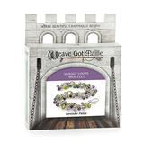 Weave Got Maille Shaggy Loops Chain Maille Bracelet Kit, Lavender Fields