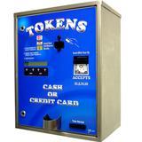 Platinum Series Cash or Credit Card - Token Dispenser