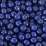 Navy Blue Sixlets Candy Coated Chocolate Balls