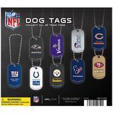NFL Dog Tags Vending Capsules