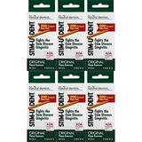 Stim-U-Dent Original, The Un-Plastic Plaque Removers, Mint-Flavored, 200 Count Box (Pack of 6)