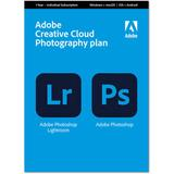 Adobe Creative Cloud Photography Plan with 20GB Cloud Storage (12-Month Subscript 65259143