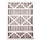 BESTAIR PRO 5-1620-11-2 16x20x5 Synthetic Furnace Air Cleaner Filter, MERV 11