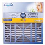 BESTAIR PRO CB2425-13R-2 24x25x5 Synthetic Furnace Air Cleaner Filter, MERV 13
