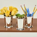 Creative Gifts International Mini 7 oz. Aluminum Mint Julep Cup in Gray, Size 3.5 H in   Wayfair 21072