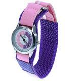 Kids Time Teacher Pink/Purple Easy Fasten Children Girls to Watch + Award Relda