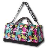 KAVU Women's Duffy Bag, Retro Palm, One Size