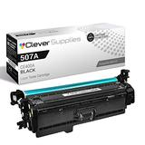 CS Compatible Toner Cartridge Replacement for HP 507A HP Color Laserjet PRO 500 M570 PRO 500 Color M570DN Color LJ Enterprise CE400A Black