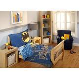 Warner Brothers 4 Piece Toddler Bedding SetPolyester in Blue | Wayfair 4701416
