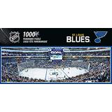 MasterPieces NHL Panoramics 1000 Puzzles Collection - St. Louis Blues NHL Panoramics 1000 Piece Jigsaw Puzzle