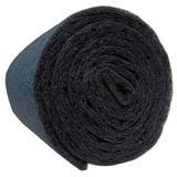 AIR HANDLER 6U585 48 in x 30 ft x 1 in Hog Hair Air Filter Roll MERV 7, Blue
